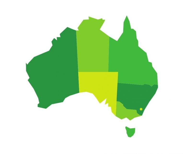 Test and tag legislation Australia